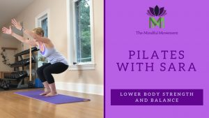Pilates for lower body