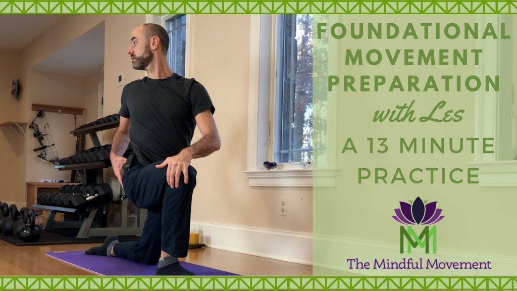 Functional Movement 13 Minutes