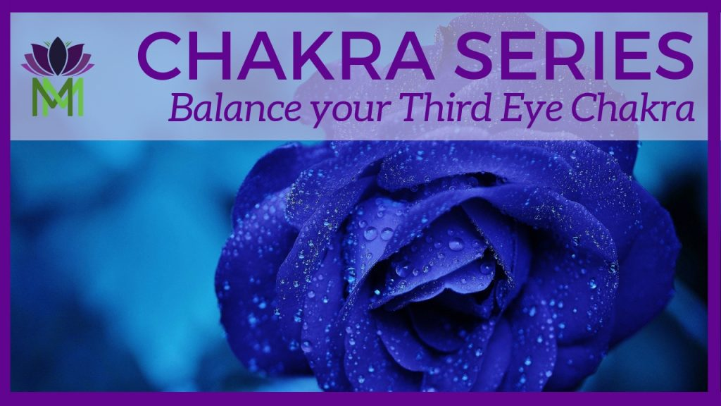 Develop Intuition and Manifest Your Vision: Third Eye Chakra