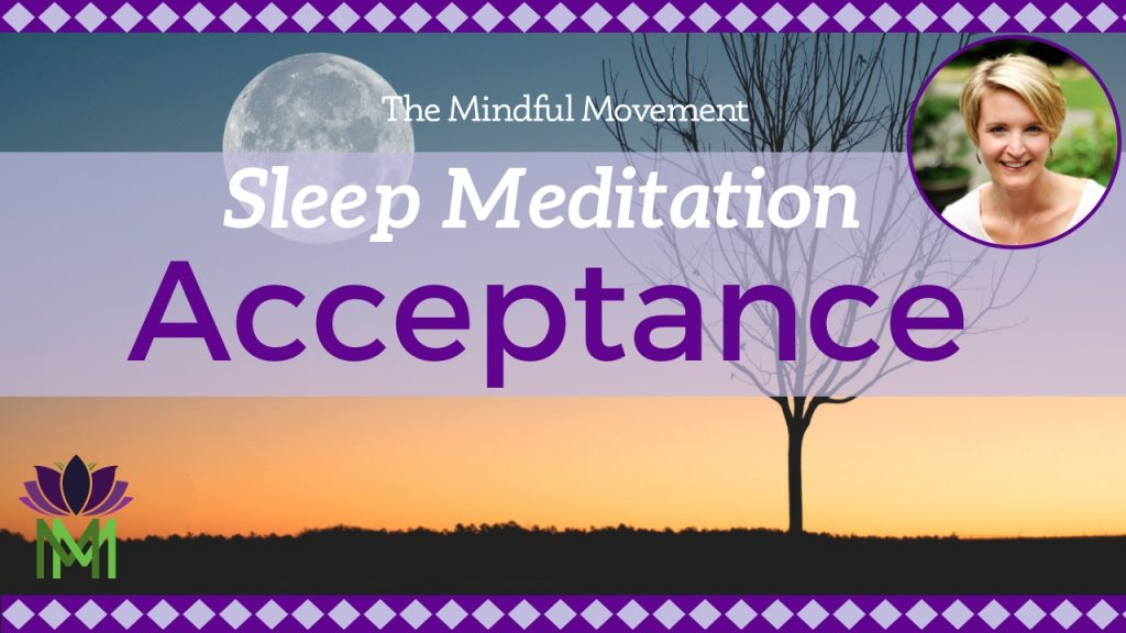 Accept Yourself and Release Resistance / Sleep Meditation with Delta