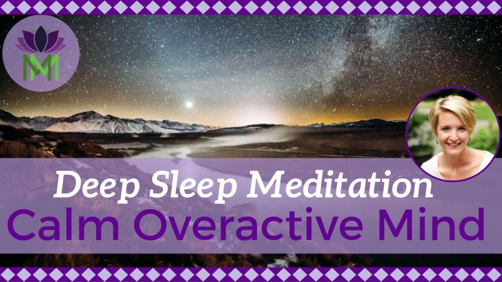 Overactive mind Sleep