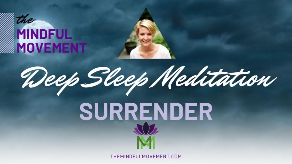 Deep Sleep Meditation Surrender