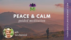 guided meditation for inner peace