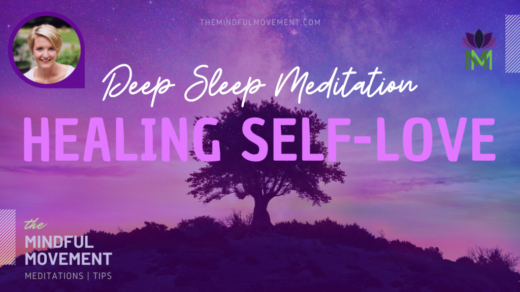 healing self love sleep meditation
