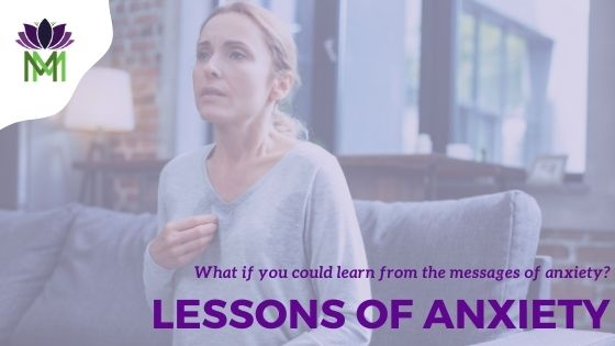 Relieve anxiety Blog Banner
